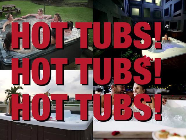 New Santa Barbara Location at the La Cumbre Plaza-Over 100 Hot Tubs in Inventory Ready to Deliver!