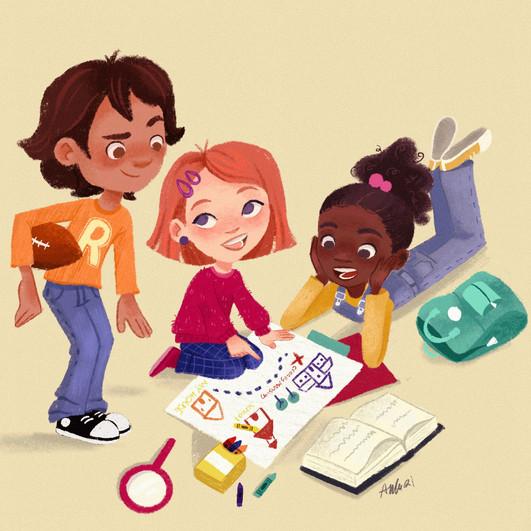 Nancy Drew Kids