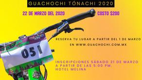 Paseo Ciclista Guachochi-Tónachi 2020