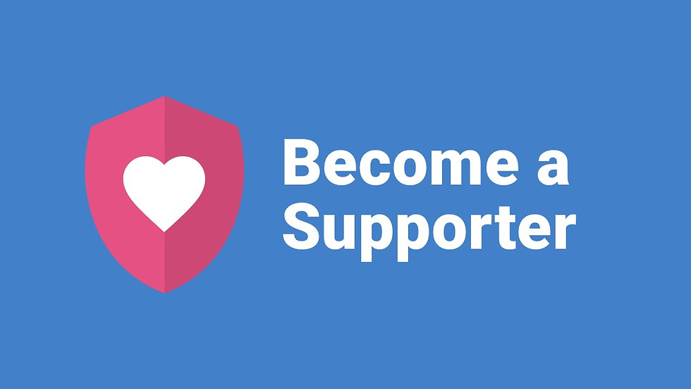 Become a Supporter (£5)