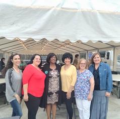 Patriot Team with Judge Paula Patrick