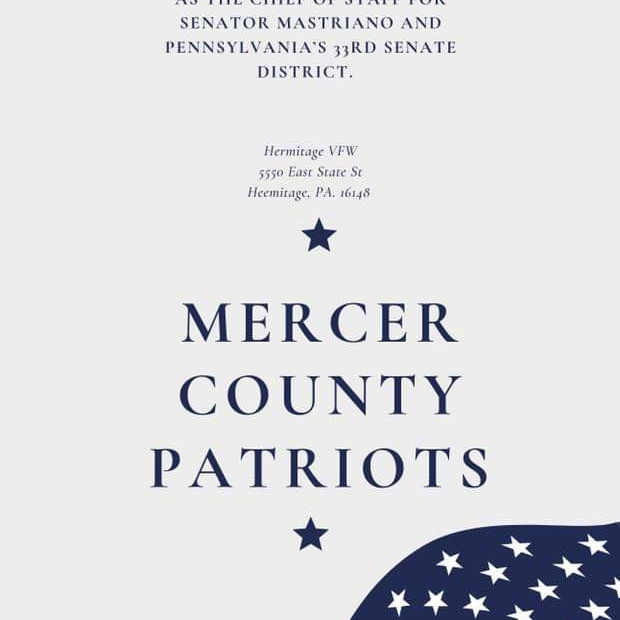 Mercer County Patriots Town Hall