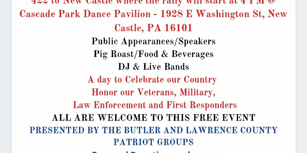Patriotic Freedom Ride and Rally