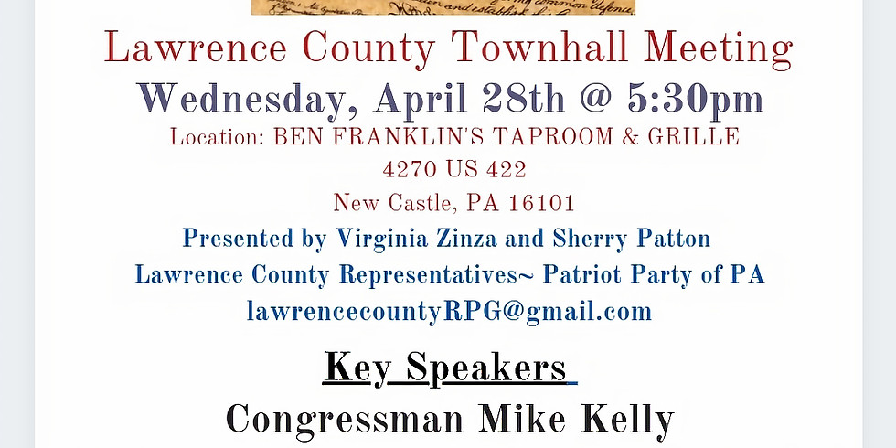 April Town Hall Meeting