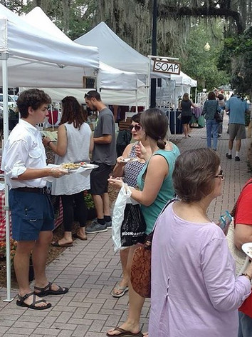 Have you visited a great farmer's market