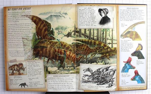 Dinosaurology - spread.jpg