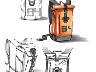 Backpack Ideation for fun!