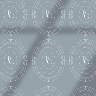 Emma Collins Art Branding Design