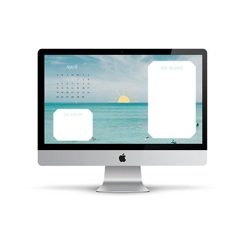 Here Comes the Sun Desktop