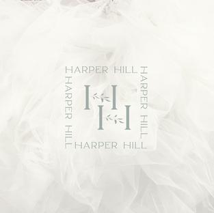 Harper Hill Branding Design