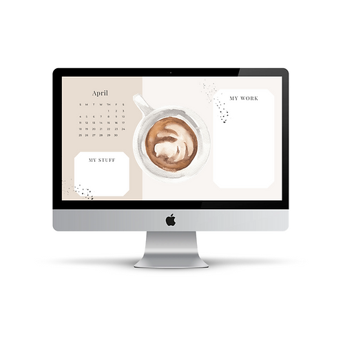 Latte Love Desktop