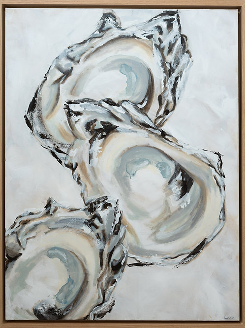Oyster Trio Vertical