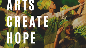 The Arts Create Hope