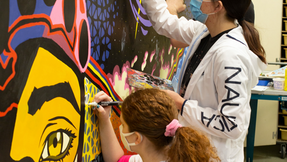 Mountain View Mural Project: A Creative Collaboration