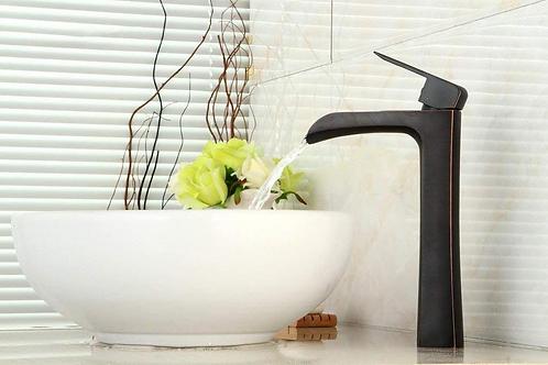 The Chaar Vanity Faucet for Vessel Sink