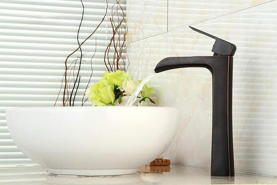 The Chaar Vanity Faucet for Vessel Sink
