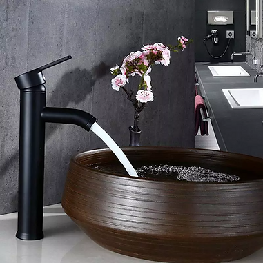 The Bindo Spout for standard and vessel sink