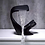 Thumbnail: Volga Black Gold Vanity Faucet