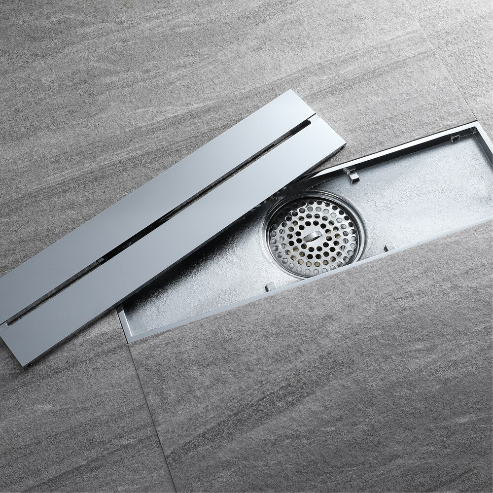 The HD Flush shower Drain