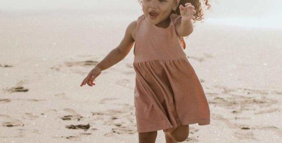 Cotton Cub - Sleeveless Dress & Bloomers