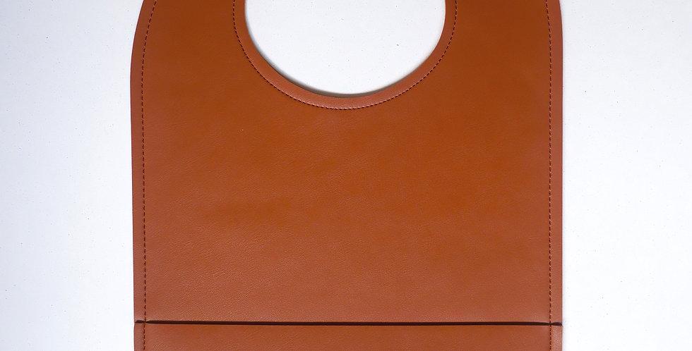Felice Vegan Leather Bib - Classic
