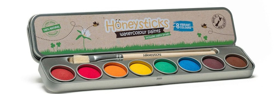 Honeysticks - Natural Watercolours