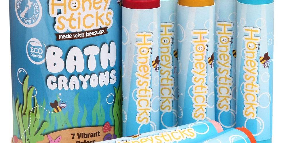 Honeysticks - Bath Crayons 7s'