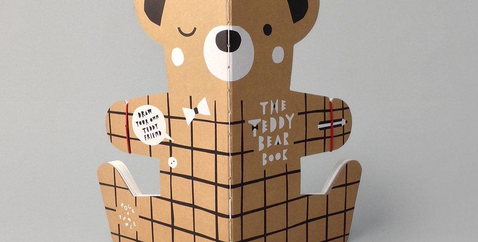 Rock & Pebble - The Teddy Bear Book