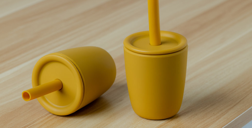 Iggy Training Cup with Lid and Straw