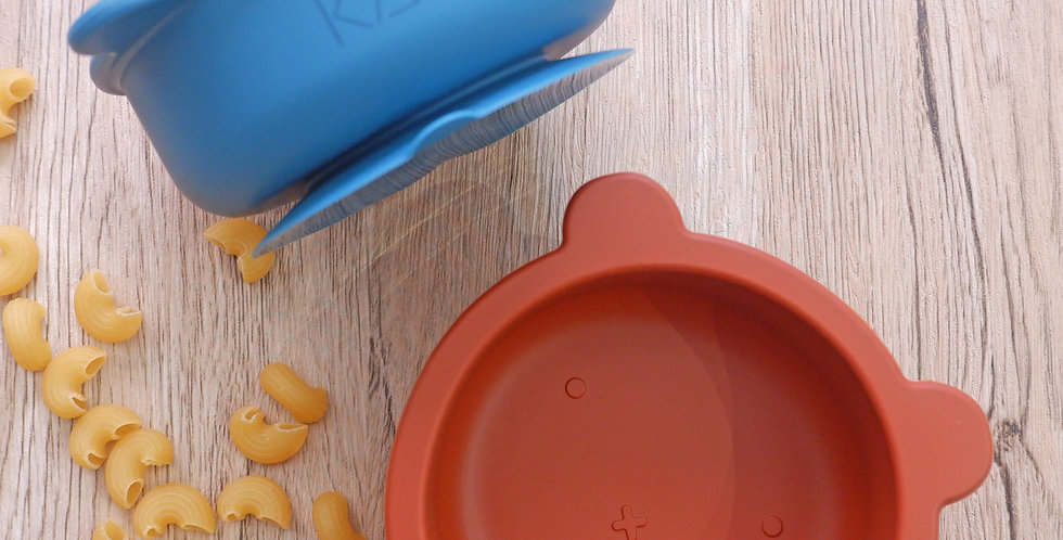 Terry Suction Bowl
