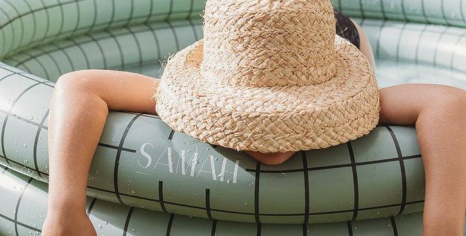 [Pre-Order] Samah - Mint & Moss Pool