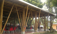 UNINORTE Outdoor dinning hall