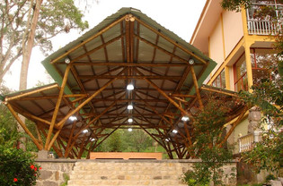 Multipurpose hall-SAN CLAVER