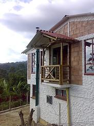 Balcony & roof terrace, Cachipay