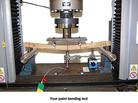 Four point bending test of XLam Guadua beams a.jpg