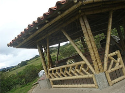 Barbecue shed in Guasca, COLBarbecue shed in Guasca, COL