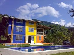 Finished house-Villa López