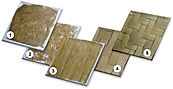 plastiguadua, bamboo fibre reinforced plastic, material composite, engineered bamboo products