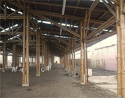 MADRUGON - Food market (Interior picture)