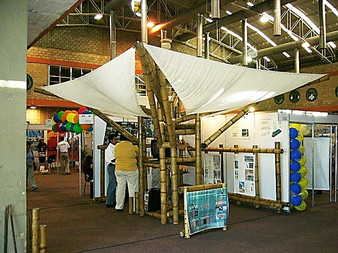 Exhibition booth FIMA 2005