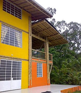 Bamboo Country house-Villa Lopez