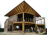 Wood-Timber design, architecture, construction and structural engineering