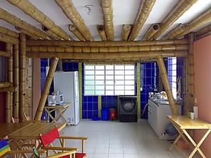Interior view-Kitchen