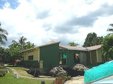 Villa Sam-Bamboo holiday house, Chinauta