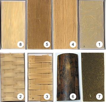 Plastiguadua multiple combinations-samples