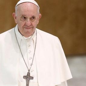 Papa francisco propone salario universal y reducción de la jornada laboral