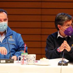 7 hospitales recibirán las primeras vacunas en Bogotá.