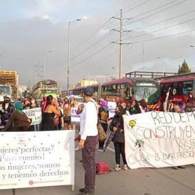 Soacha se sumó a la celebración del 25N