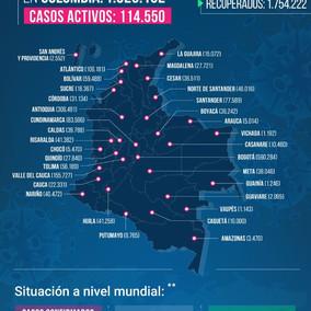Cinco nuevas muertes a causa del Covid-19 en Soacha