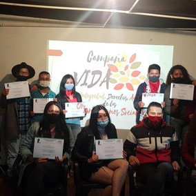 La campaña 'Vida' capacita a jóvenes del municipio en Derechos Humanos